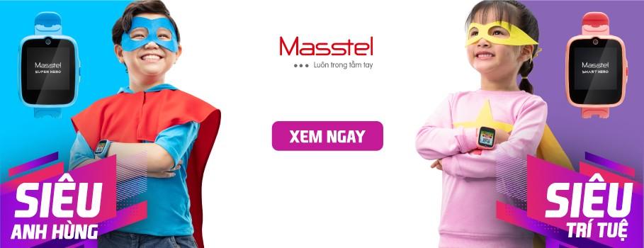 Masstel - Đồng Hồ Thông Minh cho trẻ em giá tốt